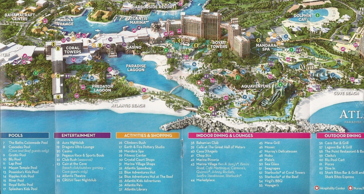 Nassau New Providence Island Livin On The Hook – Nassau Bahamas Tourist Map